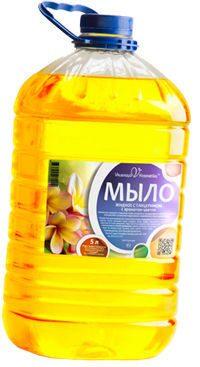 Мыло жидкое 5л, с глицерином \